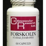 Ecological Formulas Herbals/Herbal Extracts – Forskolin – 60 Capsules