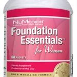 NuMedica Women's Health – Foundation Essentials for Women – 60