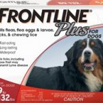 Frontline Dogs – Frontline Plus for Dogs (89-132 lbs) – 6