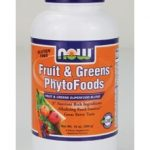 NOW Greens & Superfood Supplements – Fruits & Greens PhytoFoods – 10