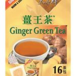 Prince of Peace Teas, Coffees and Beverages – Ginger Green Tea – Box