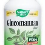 Nature's Way Cardiovascular Support – Glucomannan – 180 VCaps