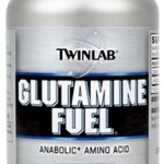Twinlab Amino Acids – Glutamine Fuel Powder – 4 oz