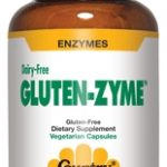 Country Life Metabolic Support – Gluten-zyme – 60 Vegetarian Capsules