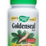 Nature's Way Cardiovascular Support – Goldenseal Root 570 mg – 50