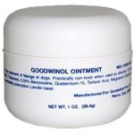 Goodwinol Dogs – Goodwinol Ointment – 1 oz (28.4 Grams)