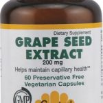Country Life Cellular Support – Grape Seed Extract 200 mg – 60