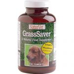 NaturVet Dogs – GrassSaver for Dogs – 500 Chewable Tablets