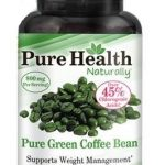 Pure Health Weight Management – Pure Green Coffee Bean – 90 Vegetarian
