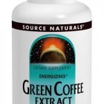 Source Naturals Cellular Support – Energizing Green Coffee Extract 500