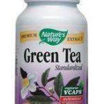 Nature's Way Cardiovascular Support – Green Tea – 60 VCaps