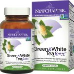 NewChapter Cardiovascular Support – Green & White Tea Force – 60