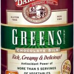 Barlean's Organic Oils General Health – Greens Chocolate Silk – 9.52