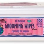 Earthbath Dogs – Grooming Wipes Puppy – 100 Count