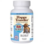 Ark Naturals Dogs – Happy Traveler for Dogs and Cats – 30 Capsules