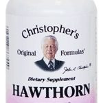 Christophers Original Formulas Herbals/Herbal Extracts – Hawthorn