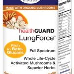 Pure Essence Labs Respiratory Support – healthGuard LungForce – 60