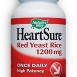 Nature's Way Cardiovascular Support – HeartSure Red Yeast Rice 1200 mg