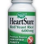 Nature's Way Cardiovascular Support – HeartSure Red Yeast Rice 600 mg