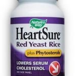 Nature's Way Cardiovascular Support – HeartSure Red Yeast Rice plus
