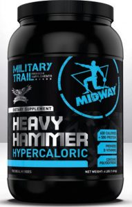 heavy-hammer-hypercaloric-strawberry-flavor-4-lbs-18-kg-by-midway-labs-military
