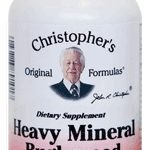 Christophers Original Formulas Detoxification – Heavy Mineral