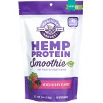 Manitoba Harvest Protein – Hemp Protein Smoothie, Mixed Berry Flavor –