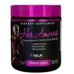 NLA for Her Sports Amino Acids – Her Aminos, Dragon Punch Flavor –