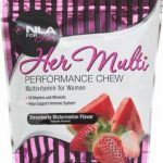 NLA for Her Women's Health – Her Multi Performance Chew, Strawberry