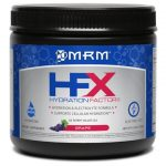 MRM Sports Drinks and Mixes – HFX Hydration Factor Grape Flavor – 6
