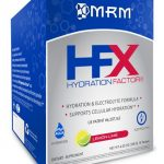 MRM Sports Drinks and Mixes – HFX Hydration Factor Lemon-Lime Flavor