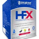 MRM Sports Drinks and Mixes – HFX Hydration Factor Variety Pack –