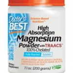 Doctor's Best Joint Support – High Absorption Magnesium Powder with