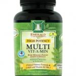 Emerald Laboratories Multivitamins – High Potency Multi Vit-A-Min –