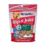 Nutri-Vet Dogs – Hip & Joint Soft Chews (Natural Smoke Flavor) – 5.3
