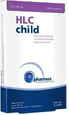 hlc-child-30-tabs-by-pharmax