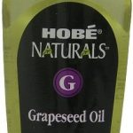 Hobe Labs Skin Care – Hob Naturals Grapeseed Oil – 4 fl. oz