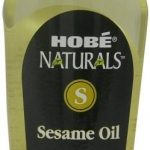 Hobe Labs Skin Care – Hob Naturals Sesame Oil – 4 fl. oz (118