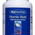 Allergy Research Group General Health – Humic Acid – 60 Vegetarian