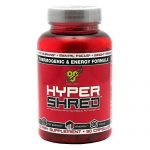 BSN Thermogenics and CLA – Hyper Shred – 90 Capsules