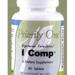 Priority One Ocular Health – I Comp (With Diosmin 95%) – 60 Tablets