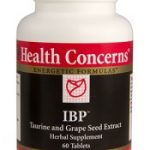 Health Concerns Herbals/Herbal Extracts – IBP – 60 Tablets