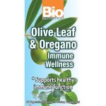 Bio Nutrition Herbals/Herbal Extracts – Olive Leaf & Oregano Immune