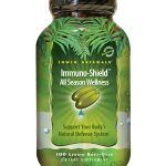 Irwin Naturals Immune Support – Immuno-Shield – 100 Liquid Soft-Gels