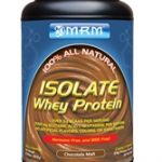 MRM Protein – Isolate Whey Protein Chocolate Malt 100% All Natural –