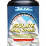 MRM Protein – Isolate Whey Protein French Vanilla 100% All Natural –