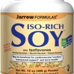 Jarrow Formulas Cardiovascular Support – Iso-Rich Soy with Isoflavones