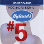 Hyland's Homeopathic Remedies – Kali Muriaticum 6X – 500 Tablets