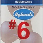 Hyland's Homeopathic Remedies – Kali Phosphoricum 30X – 500 Tablets