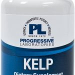 Progressive Labs Metabolic Support – Kelp – 100 Vegetable Capsules